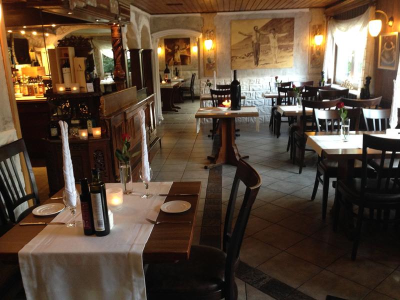 Jannis Orakel Restaurant  - @ Autor: Beate Philipp  - © Quelle: Unbekannt