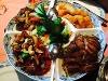 Chinesische Leckereien  - @ Autor: Beate Philipp  - © Quelle: China-Restaurant