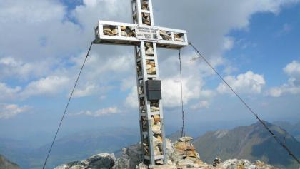 Gipfelkreuz Larmkogel