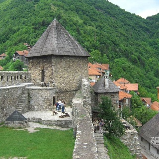 Old town Vranduk