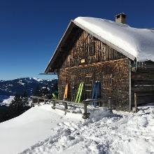Rubi-Hütte (1500)
