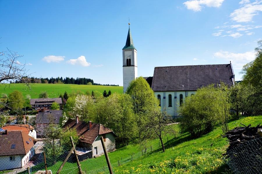 Rickenbach: Im wildromantischen Tal der Hauensteiner Murg
