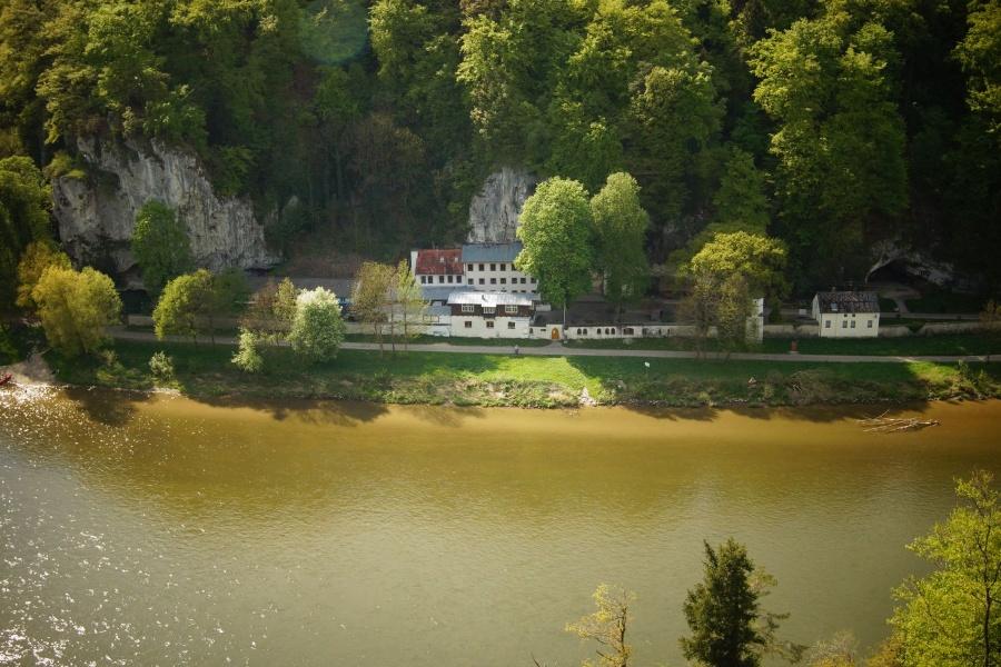Donaudurchbruch - Weltenburger Wanderweg VII: Hopfental-Rundweg