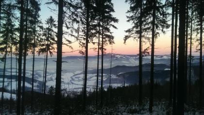 Abfahrt Hochfarn - Oberried