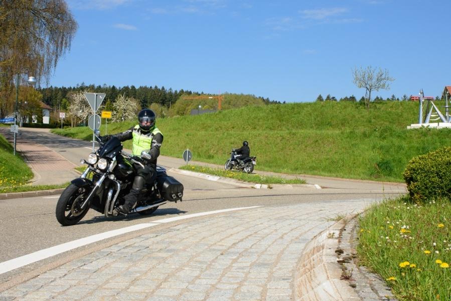 Motorradtour 2 - Vom Nordschwarzwald in den Südschwarzwald