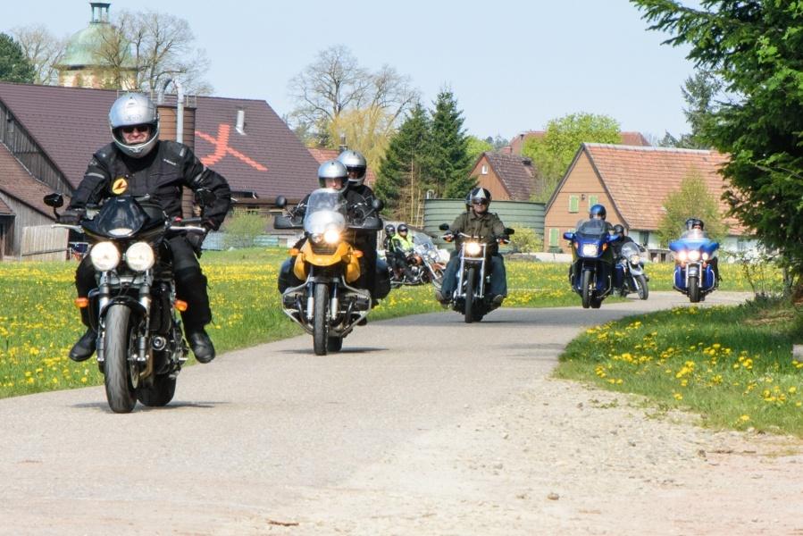 Motorradtour 3 - Durch den Nordschwarzwald zur Schwarzenbachtalsperre