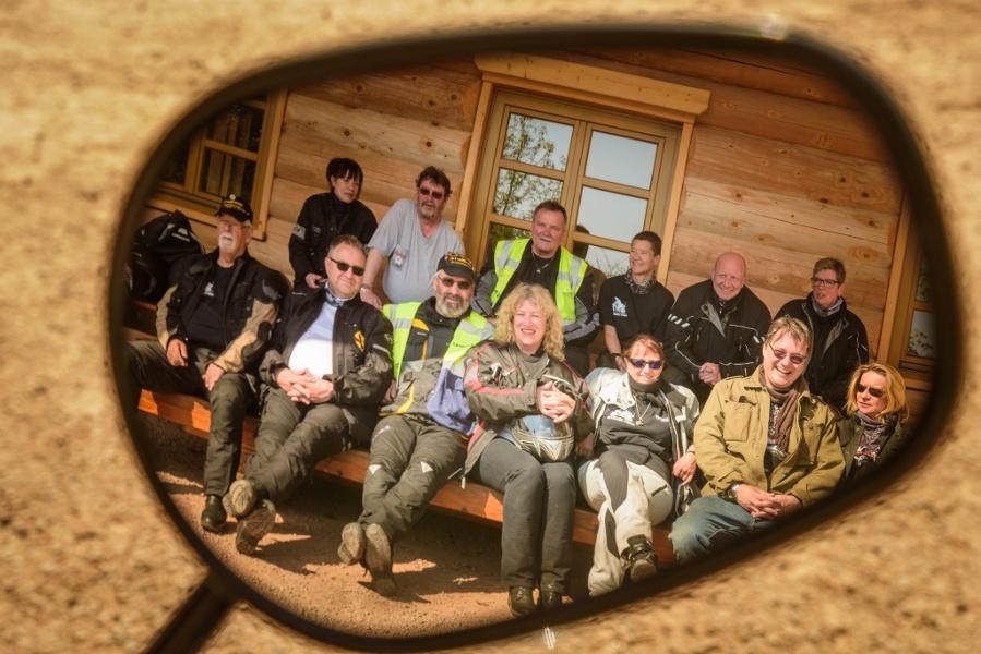 Motorradtour 4 - Durch den mittleren und nördlichen Schwarzwald