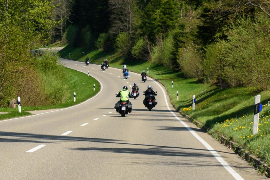 Doppelte Runde durch den mittleren Schwarzwald
