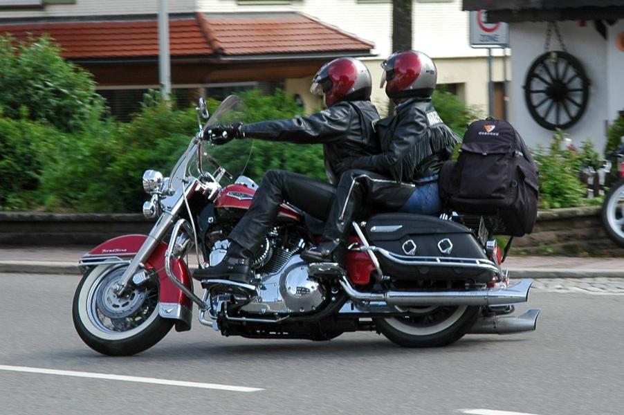 Motorradtour 8 - Der Schwarzwald und die Zollernalb