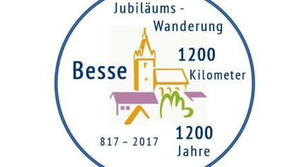 Wanderlogo Jubiläumswanderung