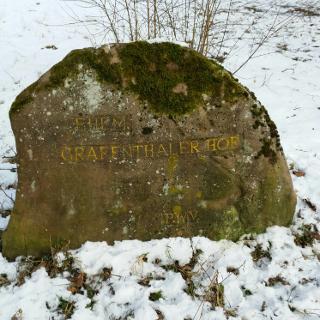 Ritterstein Nr.291, Grafenthaler Hof  23. Januar 2017 15:11:09