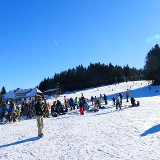 Der Skilift Herrischried