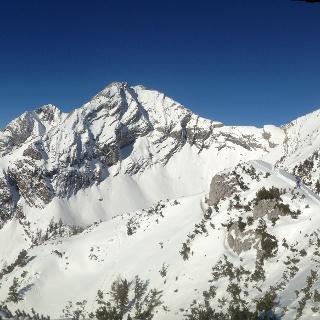 Bergkette vom großen bis zum kleinen Priel