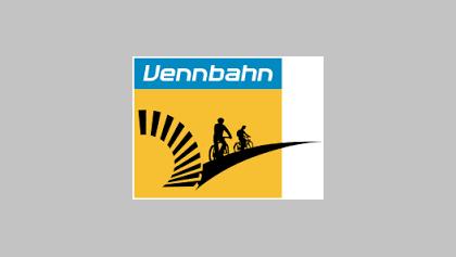 Logo Vennbahn Radweg