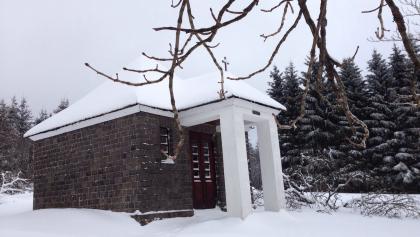 Kapelle bei Wacholderheide