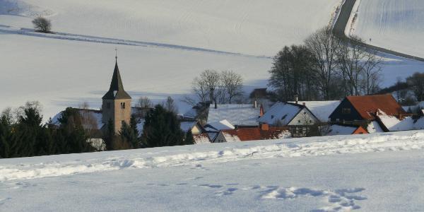 "Das ""gefundene"" Dorf"