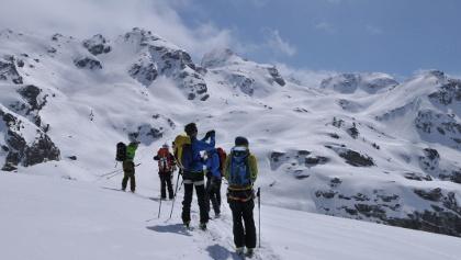 Anstieg zum Col de Louvie