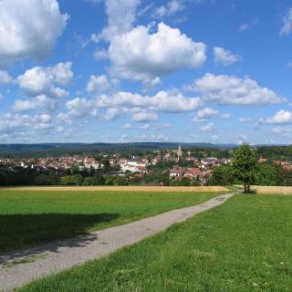 Bonndorf - Blick vom Lindenberg