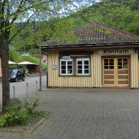 Elmstein Bahnhof