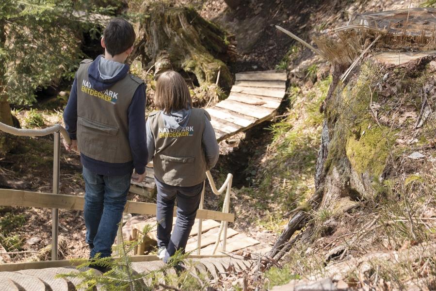 Familientour: Der Pirschpfad in Bad Peterstal-Griesbach