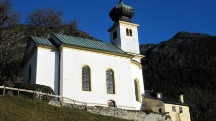 Romediuskirchl in Thaur