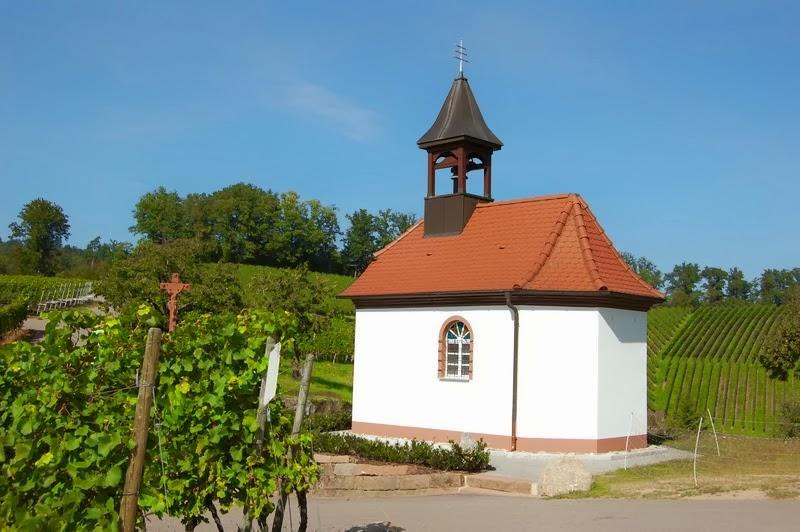 Durbach - Von der Brandstetter Kapelle zum Schloss Staufenberg