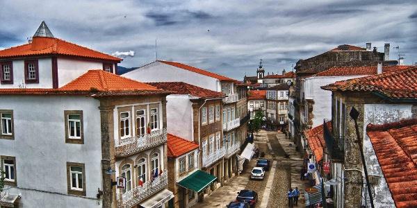 Old town of Valença