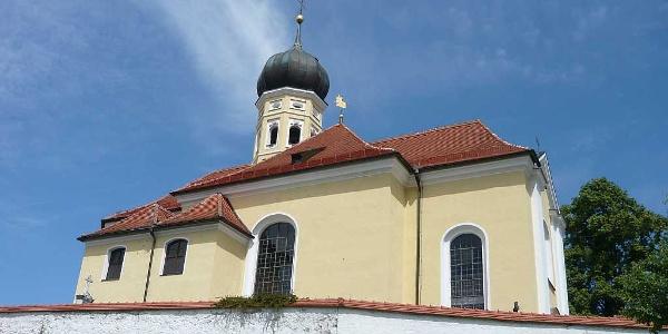 Kirche St. Georg in Bichl
