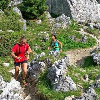 Sassolungo circular trail