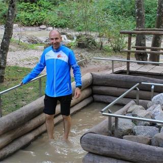 Kneipp trail in Val d'Anna