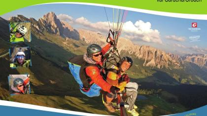 Paragliding Tandem Gardena