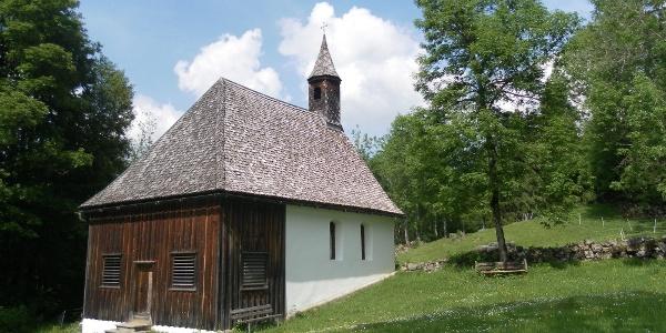 Wendelinskapelle Schnepfegg