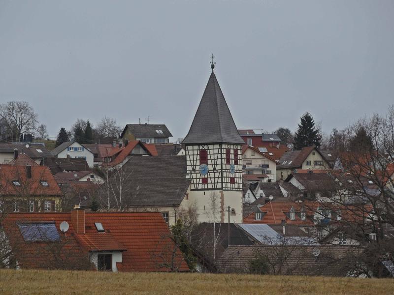 Marxzell Ittersbach Fischweier