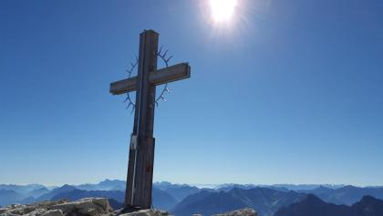 Gipfelkreuz Hochvogel