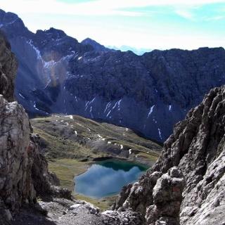 Zwischen Hanauer Hütte und Steinseehütte (14. Sep. 2010)