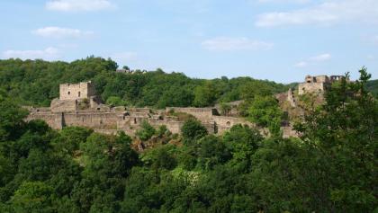 Ruine Schmidtburg im Hahnenbachtal