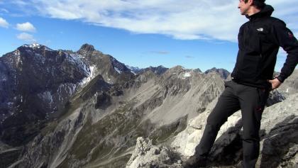 Parseierspitze (15. Sep. 2010)