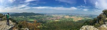 Atemberaubender Panoramablick vom Breitenstein