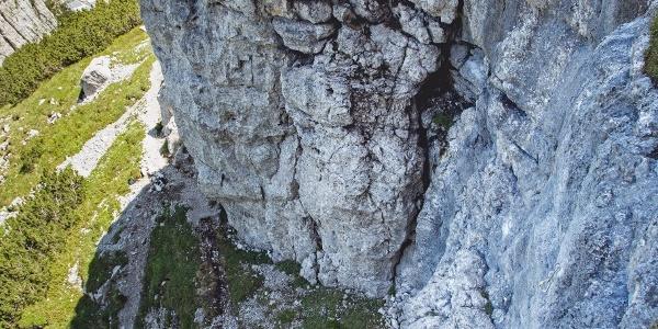 Cliff Cima Paganella