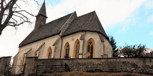 Leonhardkirche bei Seewiesen