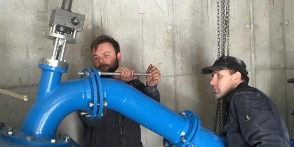 Nachhaltig: Seit Mai 2016 wird die Hütte ausschließlich mit Wasserkraft elektrisch versorgt