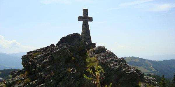 Bad St. Leonhard - Schieflinger Kreuz