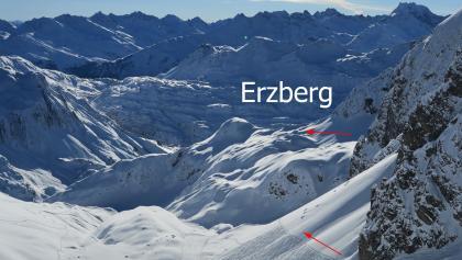 Übersicht Erzberg