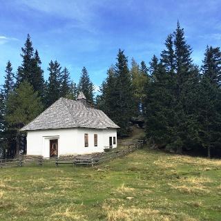 Bartholomäer-Kircherl im Sommer