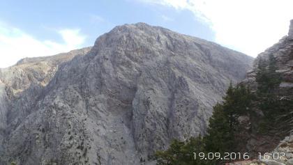 Gigilos 2080m z planiny Omalos