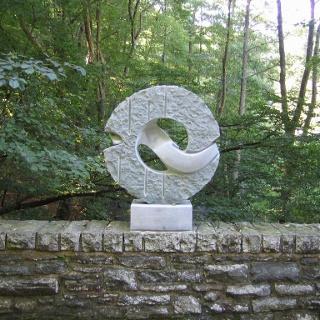 Skulptur Kail Trail