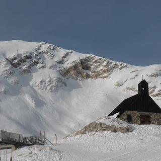 Kapelle bei Sonn-Alpin