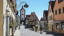 VIA ROMEA Aub - Rothenburg o.d.T. (38)