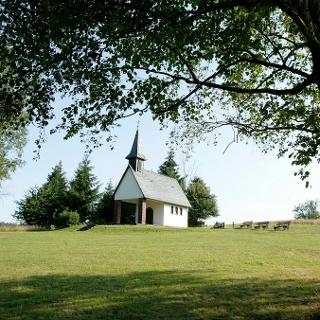 Kapelle am Wegesrand
