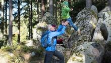 Schonach - Schalensteinwanderung